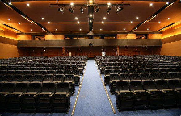 Auditorio Infanta Leonor - Los Cristianos- Arona