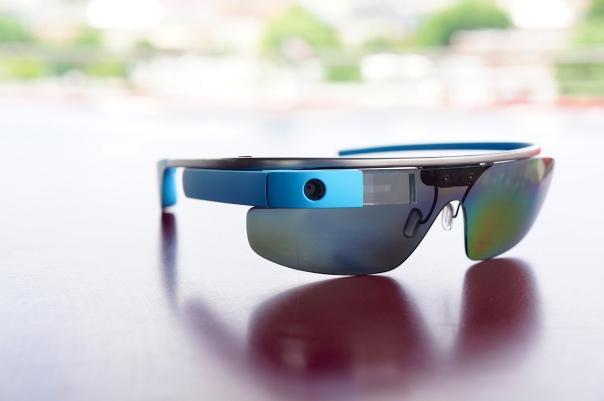 Futurismo google glass