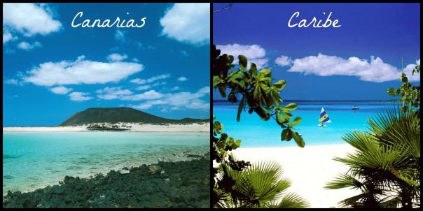 Canarias vs Caribe