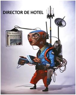 diorector de hotel