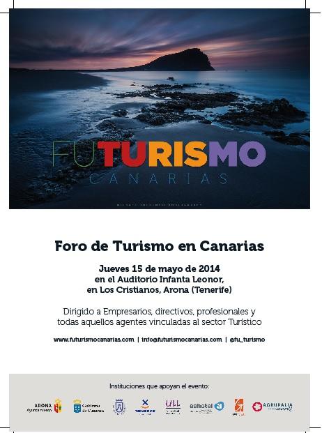 Tarjetón Futurismo Canarias