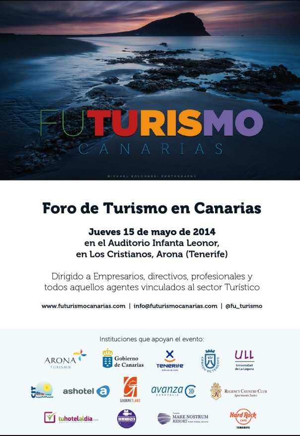 Futurismo Canarias Cartel actualizado