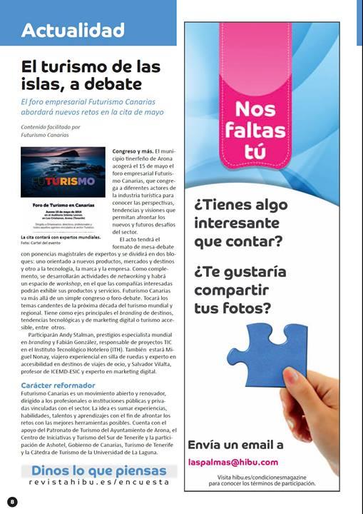 Revista Mirador Hibu Futurismo
