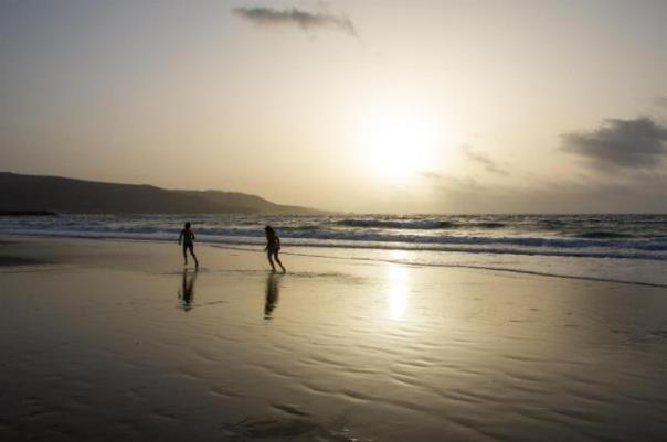 santasanta playa