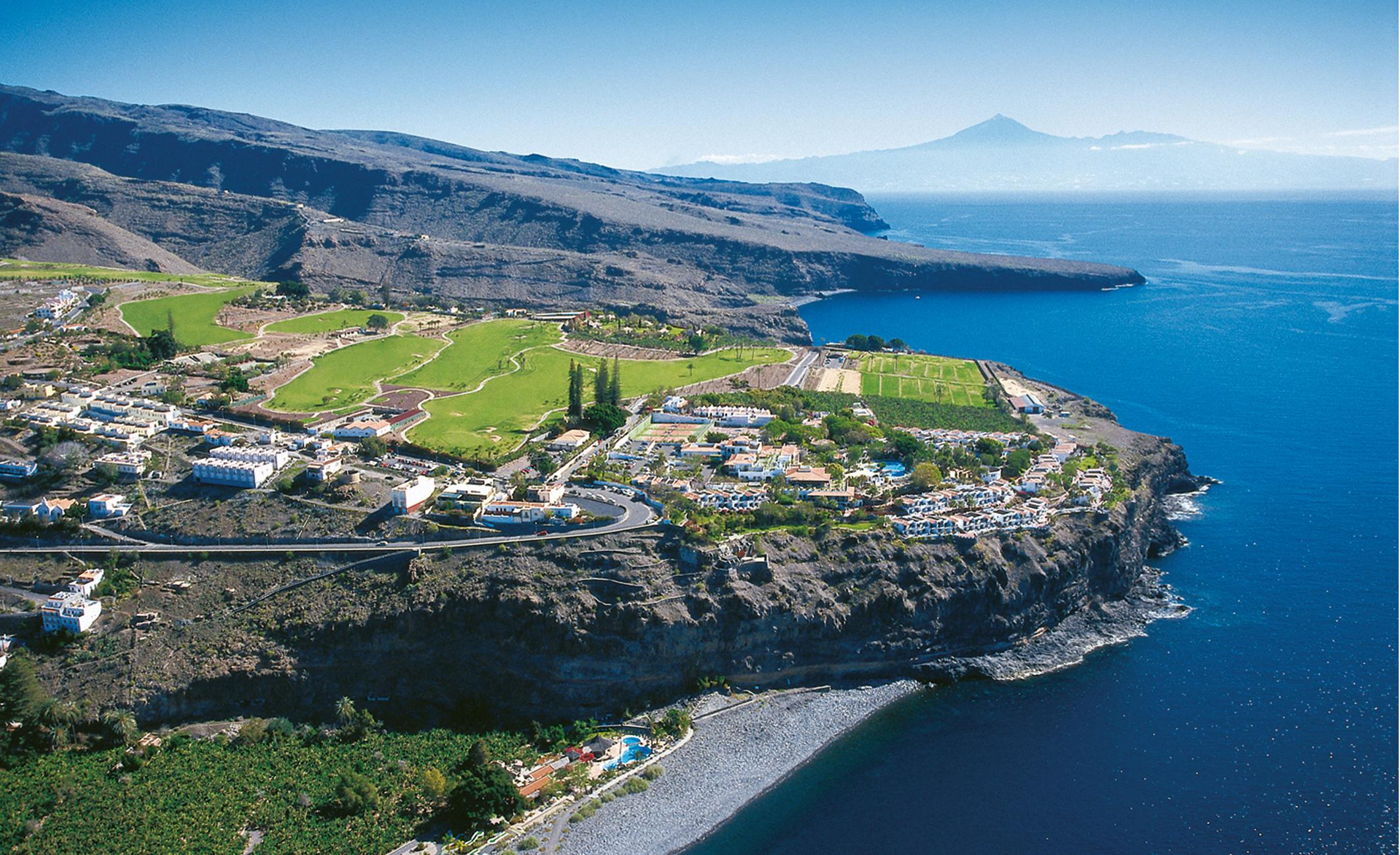 Turismo sostenible foro de turismo en canarias for Hotel jardin tecina la gomera